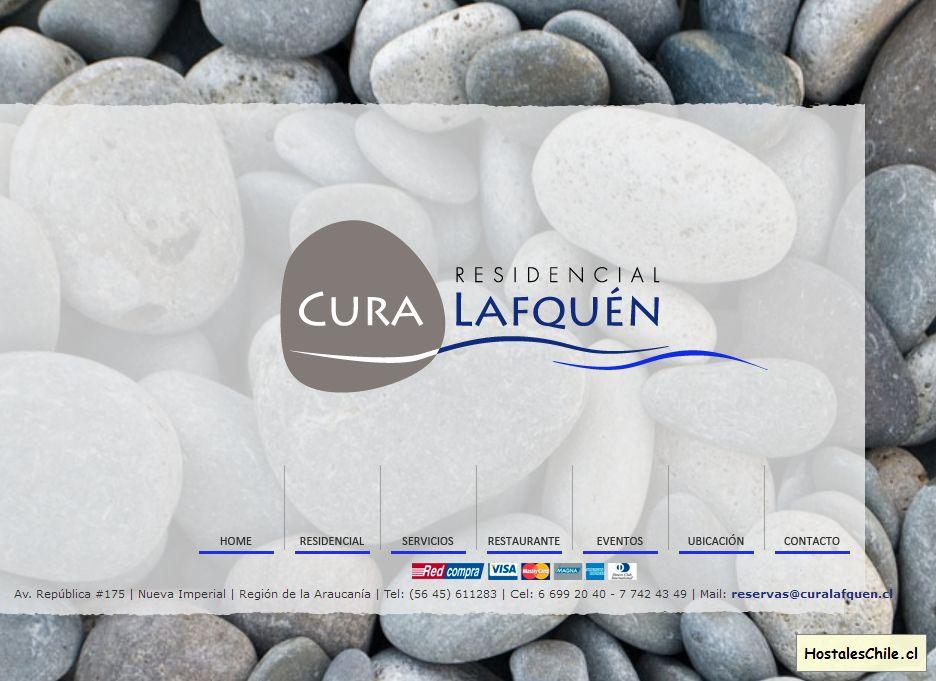 Hostales y Residenciales Chile - 'CURALAFQUEN I residencial' - www_curalafquen_cl