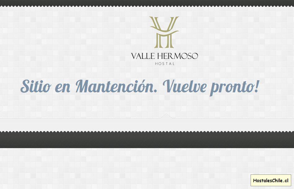 Hostales y Residenciales Chile - 'Hostal Valle Hermoso' - www_hostalvallehermoso_com