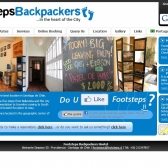 Footsteps Backpackers