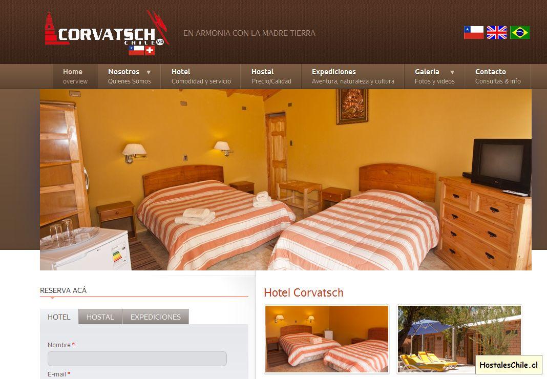 Hostales y Residenciales Chile - '__ Corvatsch Chile __ Hotel, Hostal y Expediciones en San Pedro de Atacama' - www_corvatschchile_cl_es