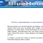 Hostal Blue House